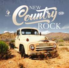 The World Of New Country Rock, 2 CDs