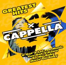 Cappella: Greatest Hits, CD