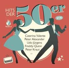 The World Of Hits der 50er, 2 CDs