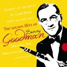 Benny Goodman (1909-1986): The Golden Hits Of Benny Goodman, LP