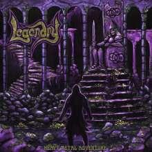 Legendry: Heavy Metal Adventure, LP