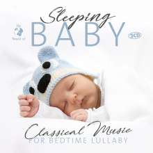 The World Of Sleeping Baby: Classical Music For Bedtime Lullaby, 2 CDs