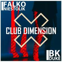 Falko Niestolik & BK Duke: Club Dimension, 2 CDs