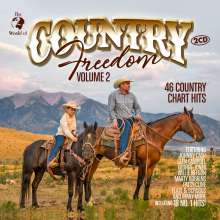 Country Freedom Vol.2, 2 CDs