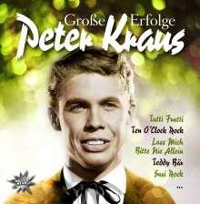 Peter Kraus: Große Erfolge, CD