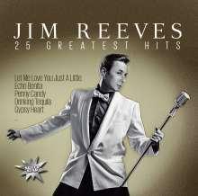 Jim Reeves: 25 Greatest Hits, CD