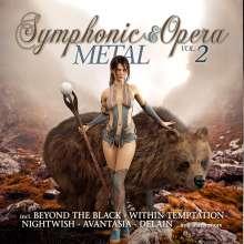 Symphonic & Opera Metal Vol. 2, LP