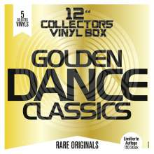 Cappella-Whigfield-Benassi: Golden Dance Classics, 5 LPs