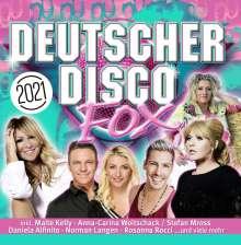 Deutscher Disco Fox 2021, 2 CDs