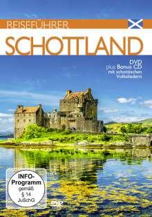 Reiseführer: Schottland, 2 CDs und 1 DVD