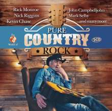 The World Of Pure Country Rock, 2 CDs