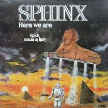 Sphinx: Here We Are, CD