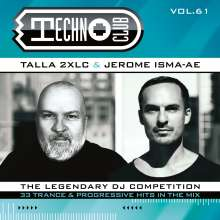 Techno Club Vol.61 (Limited Edition), 2 CDs