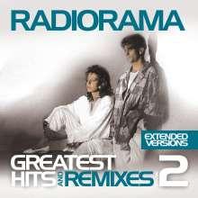 Radiorama: Greatest Hits & Remixes Volume 2, LP