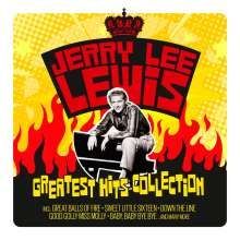 Jerry Lee Lewis: Greatest Hits Collection, LP