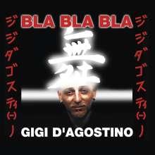 """Gigi D'Agostino: Bla Bla Bla, Single 12"""""""