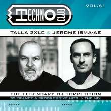 Techno Club Vol.61, 2 CDs