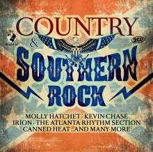 Country & Southern Rock, 2 CDs