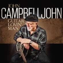John Campbelljohn: Guitar Lovin' Man (Limited Edition) (Opaque Purple Vinyl), LP