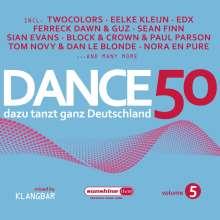 Dance 50 Vol.5, 2 CDs