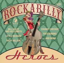 The World Of Rockabilly Heroes, 2 CDs
