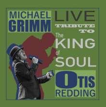Michael Grimm: Live Tribute To Otis Redding, CD