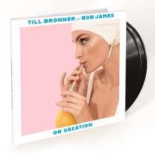 Till Brönner & Bob James: On Vacation, 2 LPs