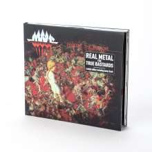 Wolf: Feeding The Machine, CD