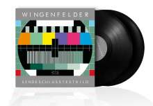 Wingenfelder: SendeschlussTestbild (Limitierte Jubiläums-Edition), 2 LPs