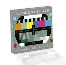 Wingenfelder: SendeschlussTestbild (Limitierte Jubiläums-Edition), 2 CDs