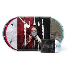 New Years Day: Through The Years (Box Set) (Colored Vinyl), 7 LPs und 1 Blu-ray Disc