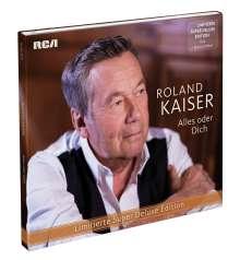 Roland Kaiser: Alles oder dich (Limitierte Super Deluxe Edition), CD