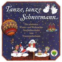 Reinhard Lakomy: Tanze, tanze Schneemann, CD