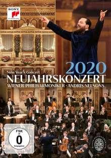 Neujahrskonzert 2020 der Wiener Philharmoniker, DVD
