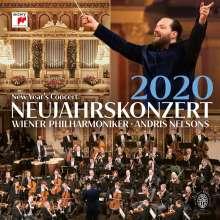 Neujahrskonzert 2020 der Wiener Philharmoniker (180g), 3 LPs