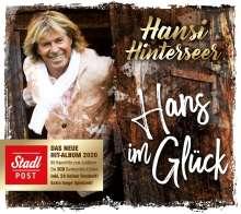 Hansi Hinterseer: Hans im Glück (66 Jahre Edition), 3 CDs