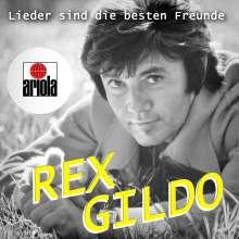 Rex Gildo: Lieder sind die besten Freunde, 3 CDs