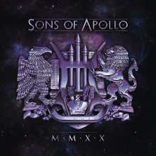 Sons Of Apollo: MMXX, CD