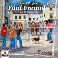 Fünf Freunde (136) - und der wütende Stier, CD