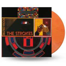 The Strokes: Room On Fire (Limited Edition) (Translucent Orange/Red Vinyl), LP
