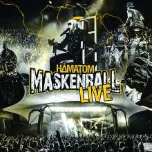 Hämatom: Maskenball Live, CD