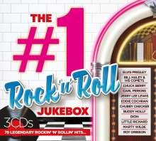Oldie Sampler: The #1 Album Rock 'n' Roll Jukebox, 3 CDs