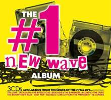 The # 1 New Wave Album, 3 CDs
