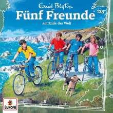 Fünf Freunde (138) - am Ende der Welt, CD