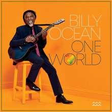 Billy Ocean: One World, CD