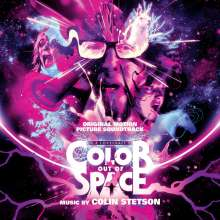 Filmmusik: Color Out Of Space (DT: Die Farbe aus dem All), CD