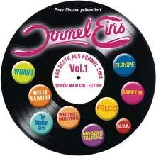 Das Beste aus Formel Eins Vol. 1: 12 Inch Maxi Collection, 2 CDs