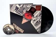 Toundra: Das Cabinet des Dr. Caligari (180g), 2 LPs und 1 CD