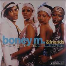 Boney M.: Their Ultimate Collection, LP
