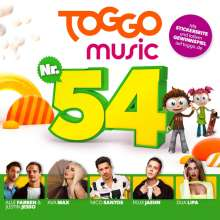 Toggo Music 54, CD